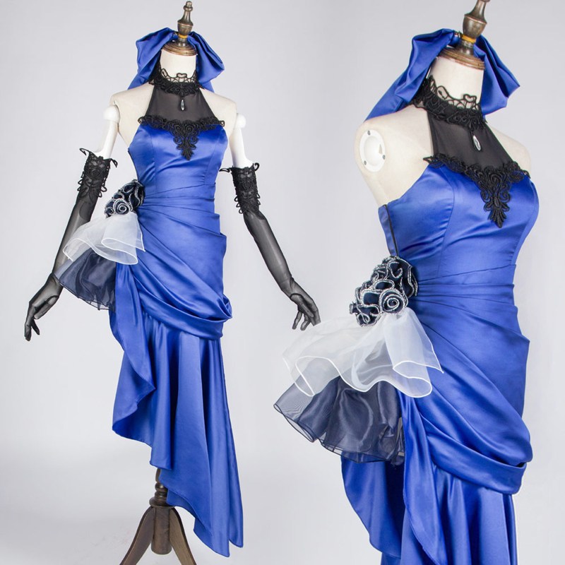 Saber セイバー 風 ドレス コスプレ衣装