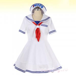 ディズニー Disney シェリーメイ ShellieMay おしゃれ 白 ドレス 変装仮装 コスプレ衣装