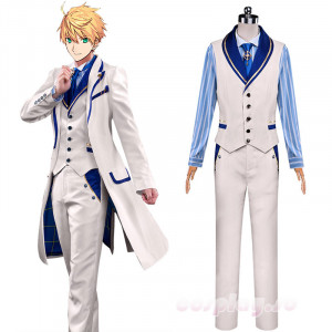 【予約商品】アーサー FGO ホワイトローズ概念礼装 コスプレ衣装