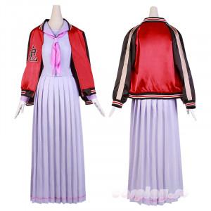 Fate/Grand Order 酒呑童子 茨木童子 制服 不良風 コスプレ衣装