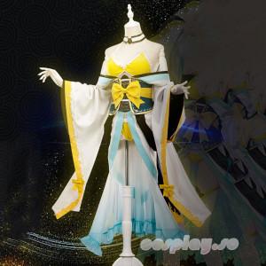 【FGO】Fate/Grand Order 水着清姫 コスプレ衣装 ビキニ 清姫