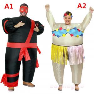 ハロウィンコスプレ バレエ 相撲 草スカート 武士 シェフ コーチ 膨らませて 舞台服 ハロウィン コスプレ衣装