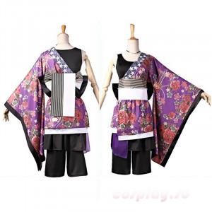Miume・MARiA・217 極楽浄土 みうめ・メイリア・217 踊っちゃってみた Miume 和服