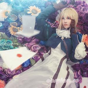 ヴァイオレット・エヴァーガーデン ヴァイオレット・エヴァーガーデン/Violet Evergarden コード スカート 全セット