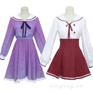 彼女、お借りします  桜澤墨 可愛 ドレス 日常服 仮装 コスプレ衣装