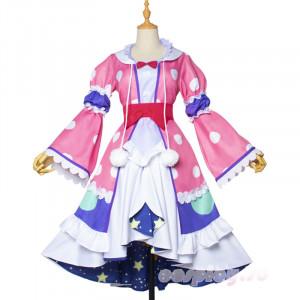 魔王城でおやすみ  イェリスプリンセス 可愛い  ドレス 寝巻  アニメ  コスプレ衣装