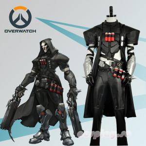 Overwatch オーバーウォッチ  OW リーパー Reaper コスプレ衣装