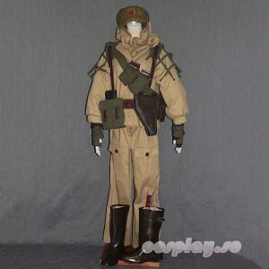 レインボーシックス  シージ カプカン Rainbow Six Siege KAPKAN コスプレ衣装 セット R6S