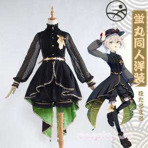 刀剣乱舞 刀剣男子 蛍丸 ほたるまる  同人洋装 ロリータ風 コスプレ衣装