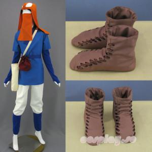 宮崎駿 もののけ姫 アシタカ コスプレ衣装 コスチューム 変装 仮装