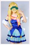 アイドルマスター2 フォーエバースター  菊地真 きくち まこと コスプレ衣装