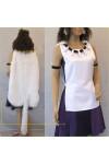 宮崎駿 もののけ姫 サンSan 風 コスプレ衣装 イベント パーティー 変装 仮装 コスチューム  お面付く