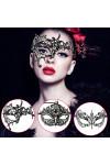 ハロウィン道具 姫お面 マスク 人工ダイヤ付 お面 仮装 パーティーコスチューム道具