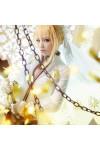 Fate/EXTRASaberフェイトセイバー花嫁 コスプレ衣装 ウェディングドレス