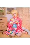 フェイトグランドオーダー(Fate/GrandOrder) FGO夏祭り 浴衣 セイバー 概念礼装 花火大会 夏祭り 浴衣セット ゆかた 女性