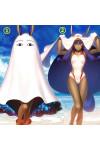 Fate/GrandOrder FGO 二トクリスちゃん 水着ニトクリス マント 二トクリスコスプレ 衣装 耳付き