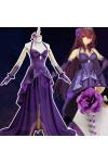 FGO 2nd Fate/Grand Order FGO フェイトグランドオーダー 師匠 スカアハ英霊正装 コスプレ衣装
