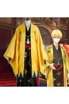 Fate/Grand Order FGO フェイトグランドオーダー ギルガメッシュ 2周年 着物 コスプレ衣装