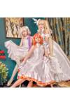 Fate/Grand Order オーケストラ コスプレ衣装 礼服 マシュ マリー 藤丸立香 ぐだ子