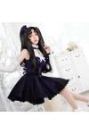 【FGO】Fate/Grand Order イシュタル 月の彼女 ロリータ コスプレ衣装