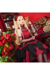 【FGO】Fate/Grand Order エレシュキガル 月の彼女 ロリータ コスプレ衣装 スカート レース