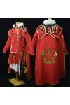 Fate/Grand Order FGO ガイウス・ユリウス・カエサル コスプレ衣装 三段階  Gaius Julius Caesar