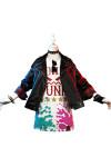 Fate/Grand Order アサシン/酒呑童子 五周年 PUNK風 アニメ  キャラクター  ゲーム服 コスプレ衣装