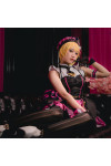 デレステ 宮本フレデリカ 小悪魔 コスチューム レース付 セクシー コスプレ衣装