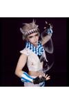 JOJO ジョジョの奇妙な冒険  シーザー・アントニオ・ツェペリ コスプレ衣装