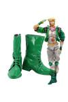 ジョジョの奇妙な冒険 シーザー・アントニオ・ツェペリ 靴 コスプレ靴