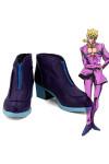 ジョジョの奇妙な冒険 ジョルノ・ジョバァーナ 靴 コスプレ靴