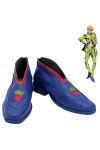 ジョジョの奇妙な冒険 パープル・ヘイズ パンナコッタ・フーゴ 靴 コスプレ靴
