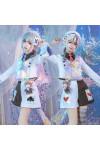 不思議の国のアリス アリス・イン・ワンダーランド 双子 コスプレ衣装 コスチューム cosplay