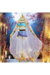 【在庫品】 love live ラブライブ! 踊り子編 アラビア風 ドレス 絢瀬絵里 あやせえり 豪華セット コスプレ衣装