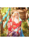 小林さんちのメイドラゴン カンナカムイ トール 浴衣 着物 祭り用 コスプレ衣装