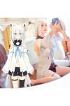 ホロライブ 白上フブキ コスプレ Youtuber しらかみふぶき 衣装 コスチューム 仮装