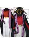 鬼滅の刃 上弦の弐 童磨 和服 着物 コスプレ衣装