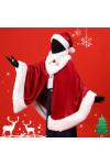 Sky 星を紡ぐ子どもたち 聖なる星の日々 ケープ 赤色 クリスマス
