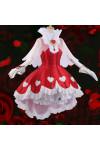 【予約商品】カードキャプターさくら  木之本桜 ローズ スカート ドレス ハート