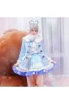 VOCALOIDボーカロイド 洛天依 (ルオ.テンイ)アザラシ編 日常 萌え萌え コスプレ衣装