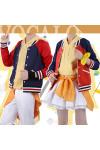 VOCALOID ボーカロイド 鏡音リン Rin 鏡音レン Len 日常 スカート コスプレ衣装
