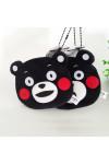 kumamon クマの顔 小銭入れバッグ アニメ 小物 プレンセント 可愛い顔付き 置物 バッグ