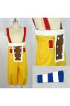 ONE PIECE ワンピース 海賊王 新世界 2年後 ウソップ 風 コスプレ衣装 コスチューム