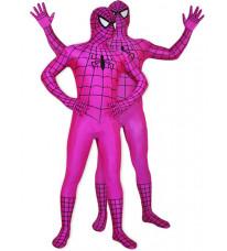 スパイダーマン 全身タイツ衣装