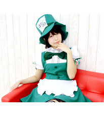 Alice'sシルクハットメイド衣装   制服 コスチューム コスプレ衣装