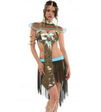 セクシー エジプト クレオパトラ ダンス衣装 パーティー ハロウィンコスチューム