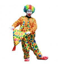 ハロウィン用品 ピエロ衣装 メンズ用 ハロウィーン ハロウィン衣装 COSPLAY仮装 変装 パーティー イベント コスプレ コスチューム