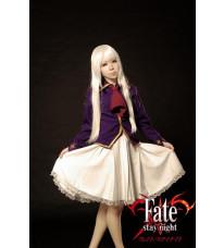Fate/kaleid liner プリズマ☆イリヤ イリヤ風 日常服 コスプレ衣装