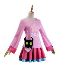 凹凸世界 おうとつせかい 凯莉 カイリ/Kelly 星月魔女 コスプレ衣装