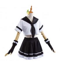 凹凸世界 安莉洁 アンリジェー Lemon セーラー服 JK制服